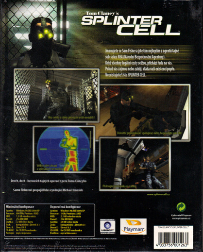 Pc hra splinter cell(a).JPG
