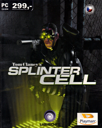Pc hra splinter cell.JPG