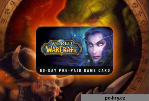 World of Warcraft karta