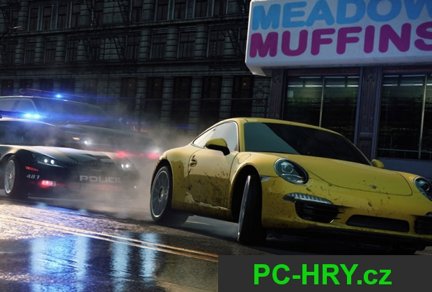 PC Need for Speed Most Wanted 2 Limited Edition