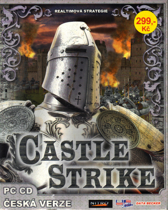 Pc hra castle strike - prodáno